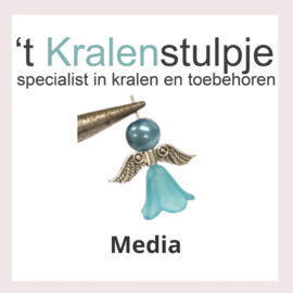 Media, 't Kralenstulpje in de Media!