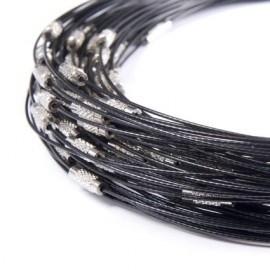 Spang lengte 46cm zwart