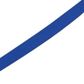 20 cm Basic quality leer plat 5mm Blauw