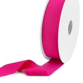 c.a. 50 cm Elastisch lint Ibiza 25mm Fuchsia pink