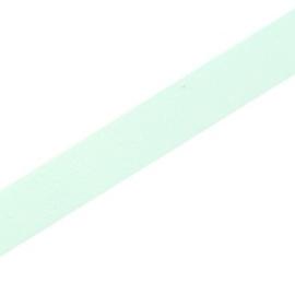 17 cm DQ leer plat 10mm Light mint green