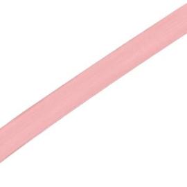 20 cm Basic quality leer plat 5mm Antique pink