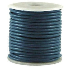 50 cm DQ Leer 3 mm Legion Blue