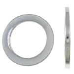 5 x Gesloten metalen ring 22 x 2mm gat: 15mm