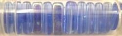 Gutermann cylinderparels15mm licht blauw AB 15st