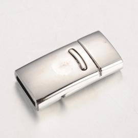 Magneetsluitingen voor plat leer 5mm