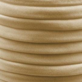 50 cm Modi Elastisch Koord Sunbaked Sand ca. 4 mm