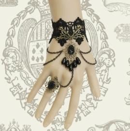 Gothic kralen en sieraden