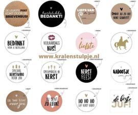 27-11-2020 't Kralenstulpje I Black Friday, Saturday and Sunday!