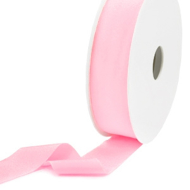 c.a. 50 cm Elastisch lint Ibiza 25mm Light rose