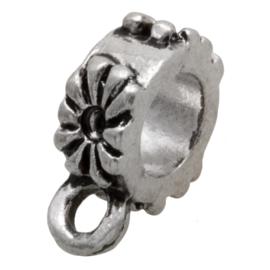 Bails met oog binnenmaat 5 mm Antiek Zilver