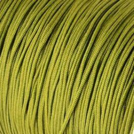 2 meter Macramé Draad 1 mm Bright Olive Green