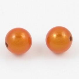 10 x miracle kraal oranje 16mm