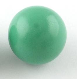 Klankbolletje 16mm voor een Engelenroeper zee groen