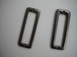 Metalen tussenzetsel 45mm per stuk