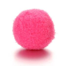 2x Parfum sponsje 13mm roze