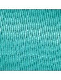 10 meter waxkoord 1,5mm dik kleur: Turquoise