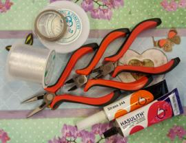 Beginnen Met Sieraden Maken - Basis Materialen Pakket (kies voor pakketpost)