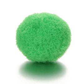 Parfum sponsje 13mm groen