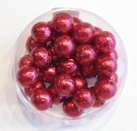 Pracht glasparels Rot Iced 8mm 30 stuks 074208254
