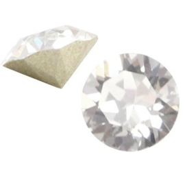 2 x Swarovski Elements PP32 puntsteen (4.0mm) Crystal