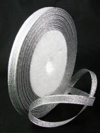 2 meter zilver lint 6mm