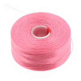 C-LON Rijggaren D ca. 70 meter 0,16mm roze