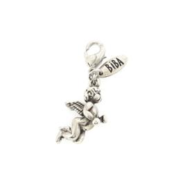 Prachtige BIBA Hanger Engel zilver