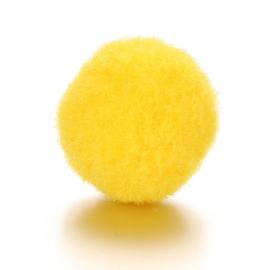 Parfum sponsje 13mm geel