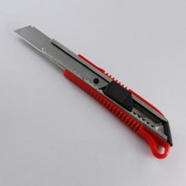 Hobby afbreek mesje 155 x 30 x 19mm rood