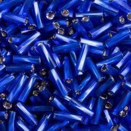 Gutermann staafjes 7mm blauw 24gr.