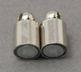 Magneetslotje 18 x 5mm gat 1,2mm