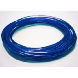 Aluminium draad 2 mm dik, 12m/rol cobalt blauw