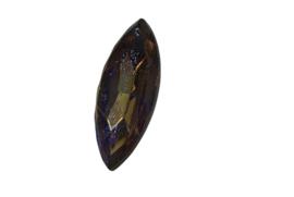 2x Precosia punt Kristal AB 21 mm