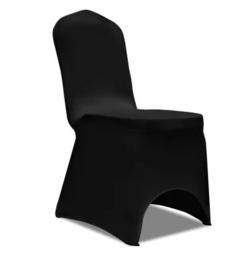1 x stoelhoes stetch zwart universeel Op is op!