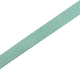 20 cm Basic quality leer plat 5mm Turmaline green