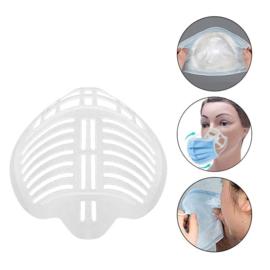 1 x  3-D masker beugel voor een betere ademhaling