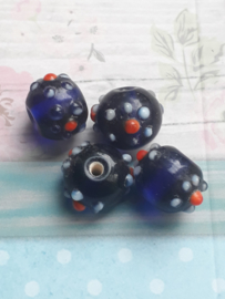 HQ Glass Beads Dots