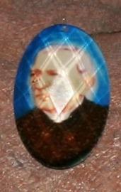Cabochon Religieus facet
