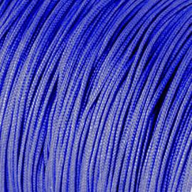 3 meter Macramé Draad ca 1 mm Cobalt Blue
