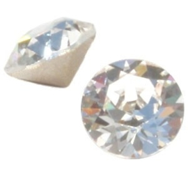 2 x Swarovski Elements SS39 puntsteen (8mm) Crystal