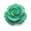 Plakroosje plakvlak 14mm groen