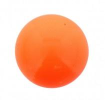 Klankbolletje 20mm voor een Engelenroeper oranje