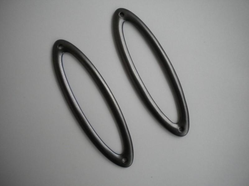 Metalen tussenzetsel 50mm per stuk