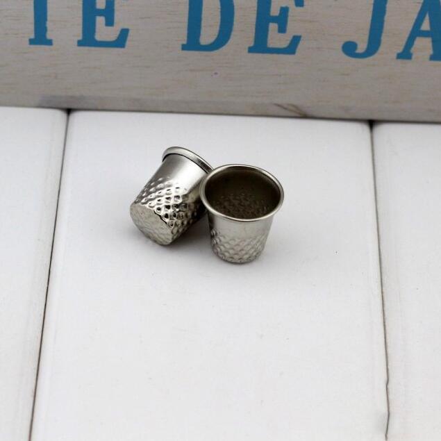 1 stuks aluminium vingerhoedje 19mm