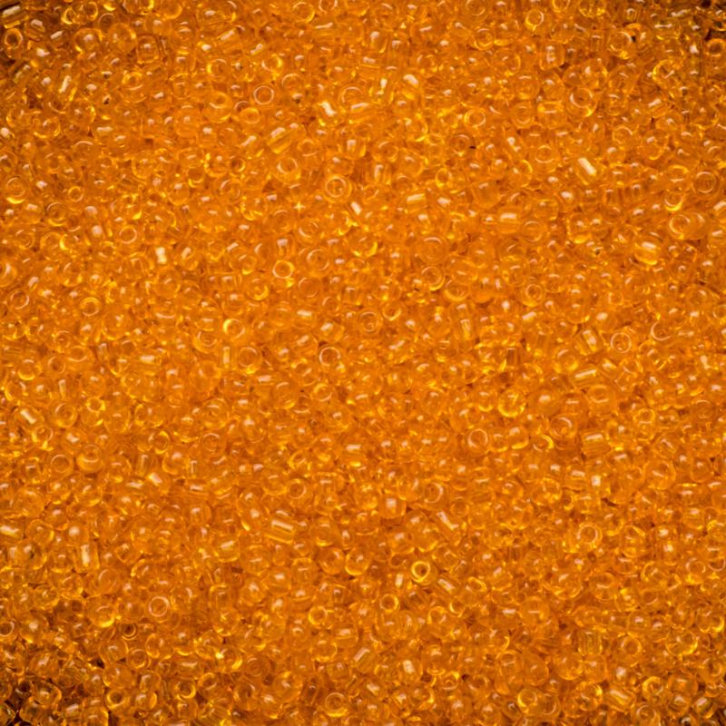 20 gram rocailles oranje 12/0 2mm