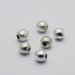 15 stuks metalen kraal rinkelt als belletje 8mm  gat: 3mm