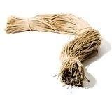 Bundel naturel touw c.a. 100 stuks en c.a. 65cm lang,  2mm dik (Kies voor pakketpost)