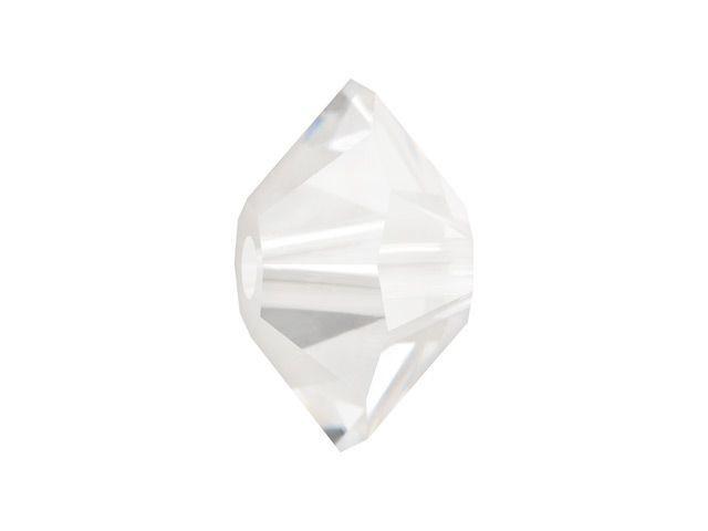 35 x   Preciosa Kristal Rondelle  5,5x3mm Gat:1mm