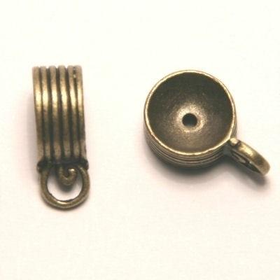 Metalen tussenzetsel hanger 10 mm per stuk